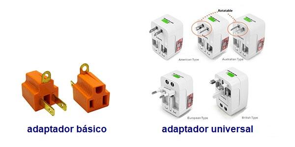 Adaptadores de electricidad para Isla Margarita