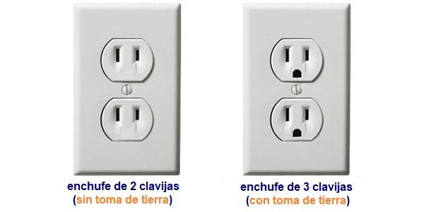 Adaptadores electricos para Isla Margarita
