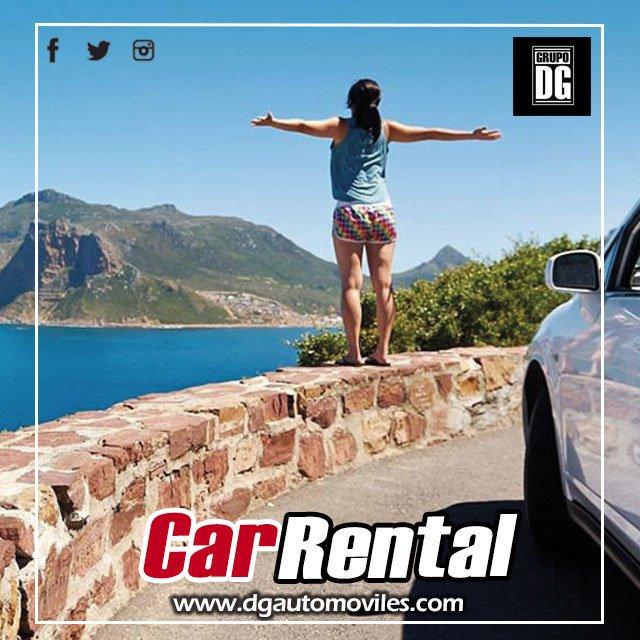 Alquiler de vehículos y autos en Isla Margarita