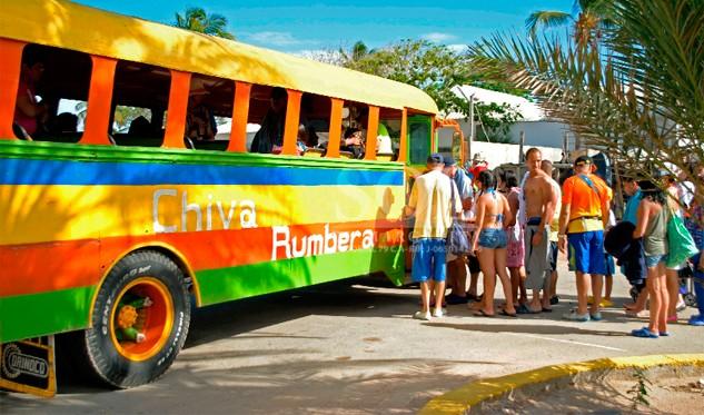Autobus Rumbero Isla Margarita
