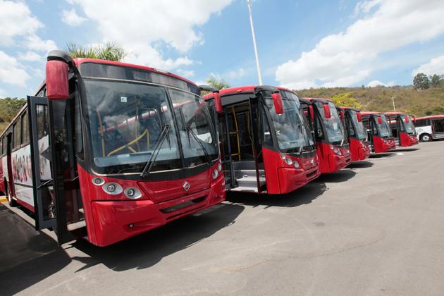Autobuses en Isla Margarita