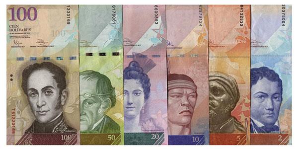 Cambio de moneda en Isla Margarita