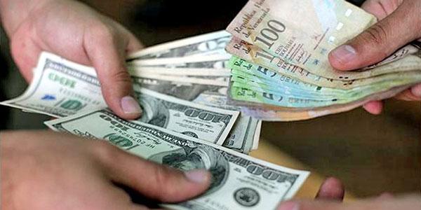 Cambiar dinero en Isla Margarita