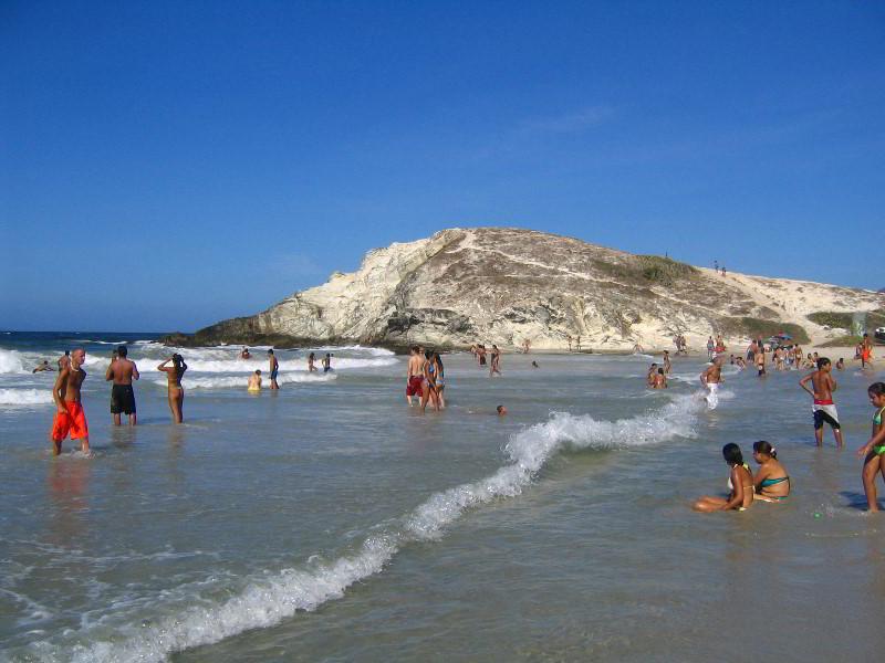 Como es Playa Parguito en Isla Margarita