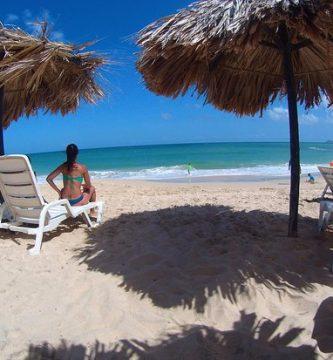 Donde esta Playa Caribe en Isla Margarita
