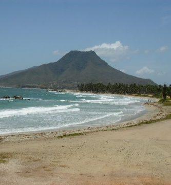 Donde esta Playa El Tirano en Isla Margarita. Conoce la ubicación de Playa El Tirano