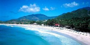 Donde esta Playa Parguito en Isla Margarita. Ubicación de Playa Parguito