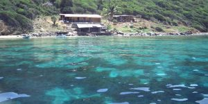 Mapa de Isla Margarita Los Frailes