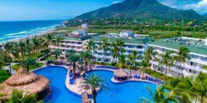 Mapa de hoteles en Isla Margarita