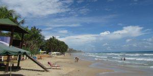 Mapa de hoteles en Playa Guacuco