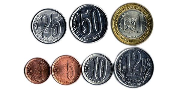 Cambio de moneda en Isla Margarita, Venezuela
