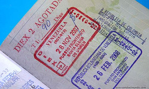 Para viajar a Isla Margarita necesito visado