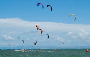 Que tal es Playa El Yaque en Isla Margarita