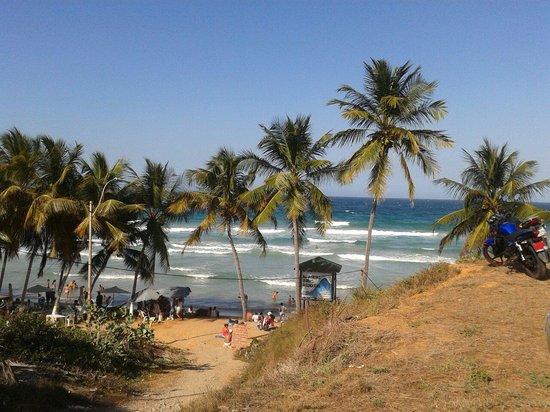 Que tal es Playa Guacuco en Isla Margarita