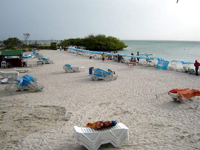 Que tal es Playa Paraiso en Isla Margarita