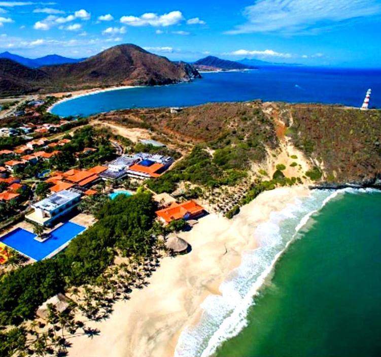 Que tal es Playa Puerto Cruz en Isla Margarita