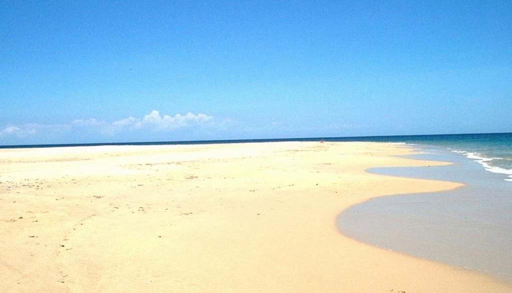 Que tal es Playa Punta Arena en Isla Margarita
