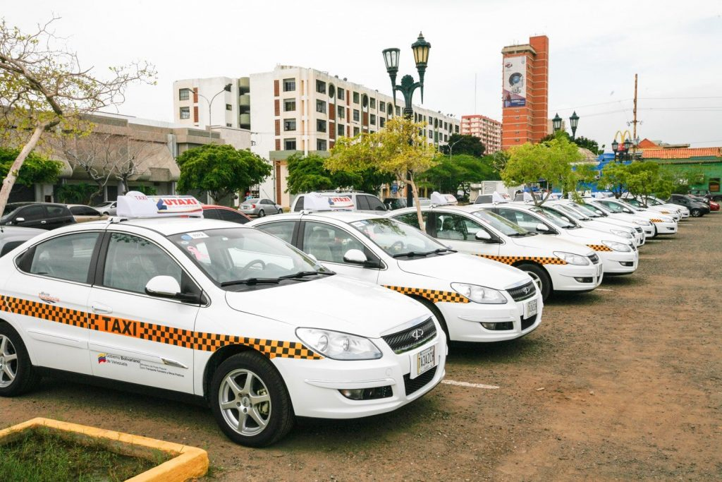 Taxi 24 horas Isla Margarita