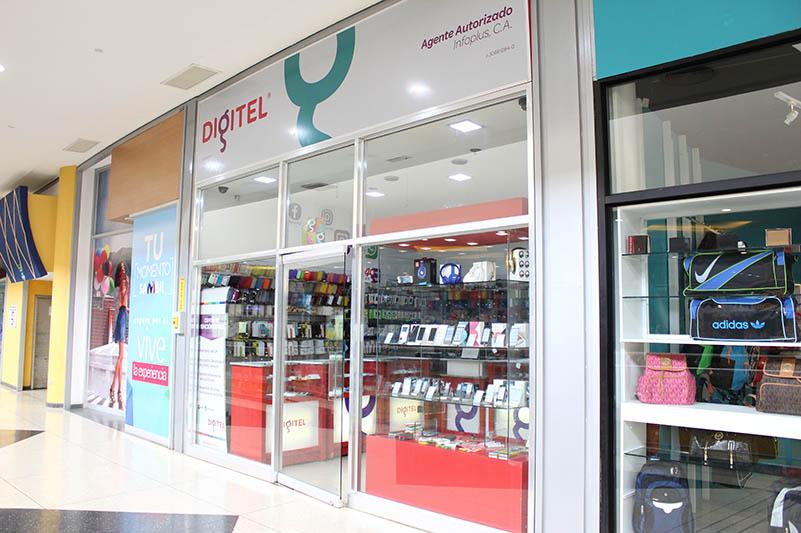 Tienda Digitel en Sambil Centro Comercial Isla Margarita