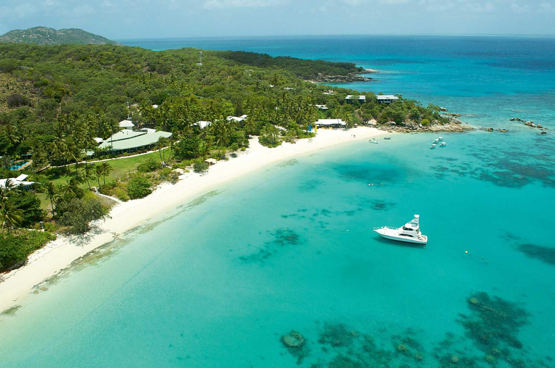 Viajar a Islas: Viajar a Lizard Island