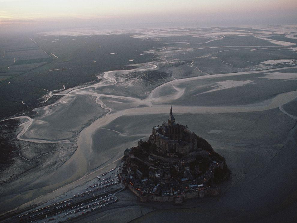 Viajar a Islas: Viajar a Mont Saint-Michel