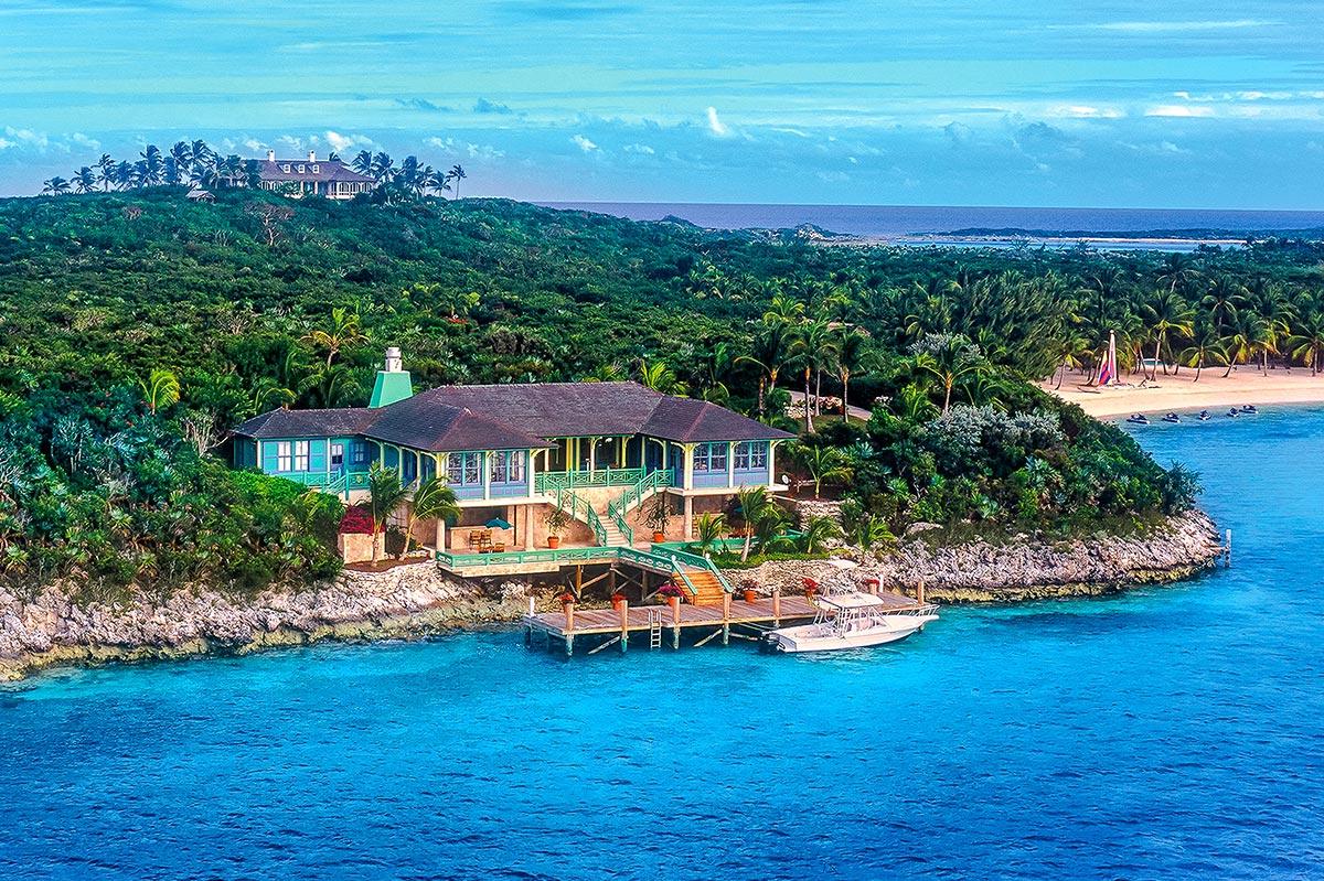Viajar a Islas: Viajar a Musha Cay