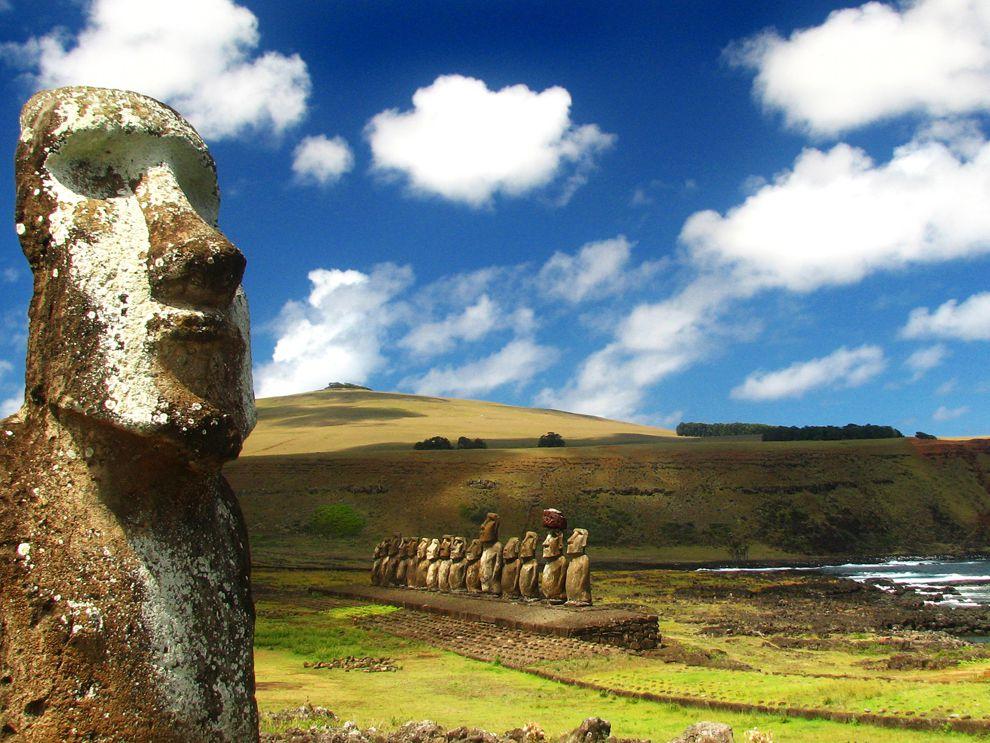 Viajar a Islas: Viajar a Rapa Nui
