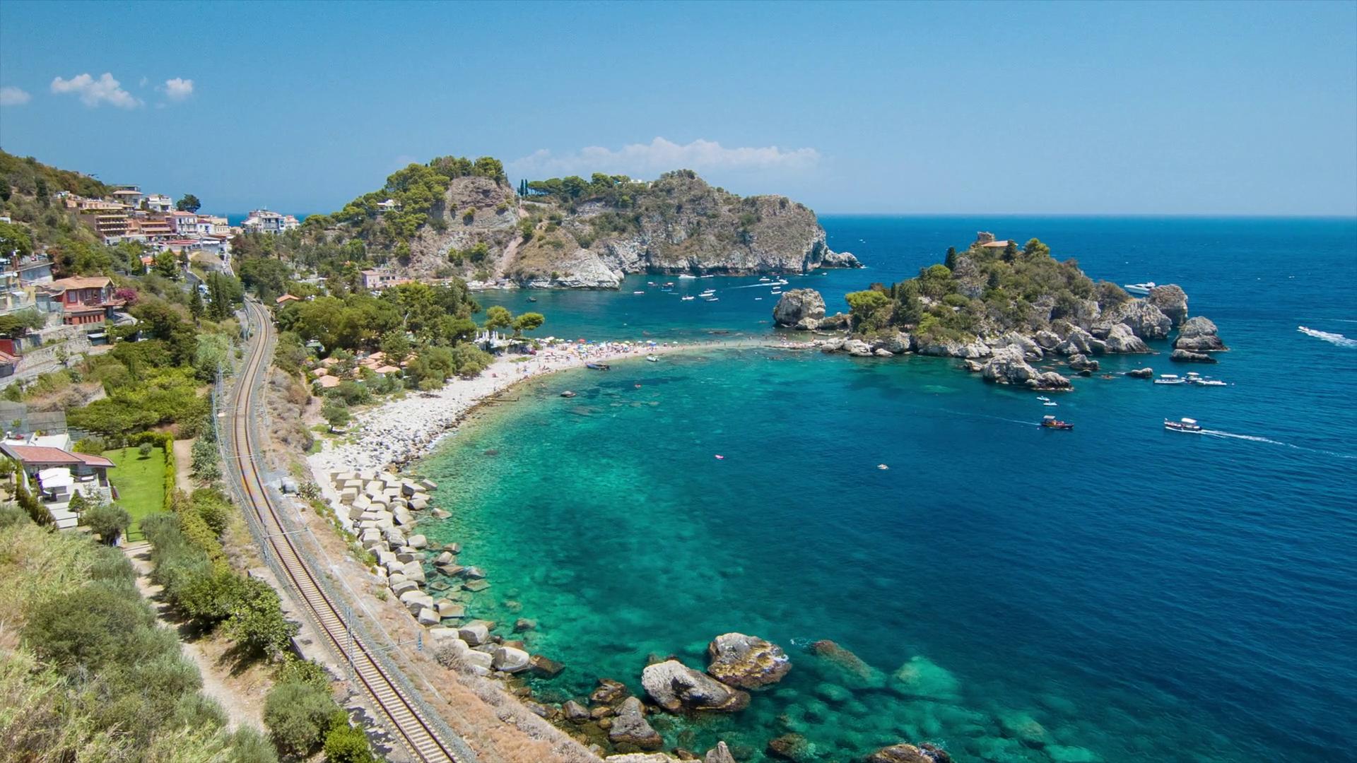 Viajar a Islas: Viajar a Sicilia