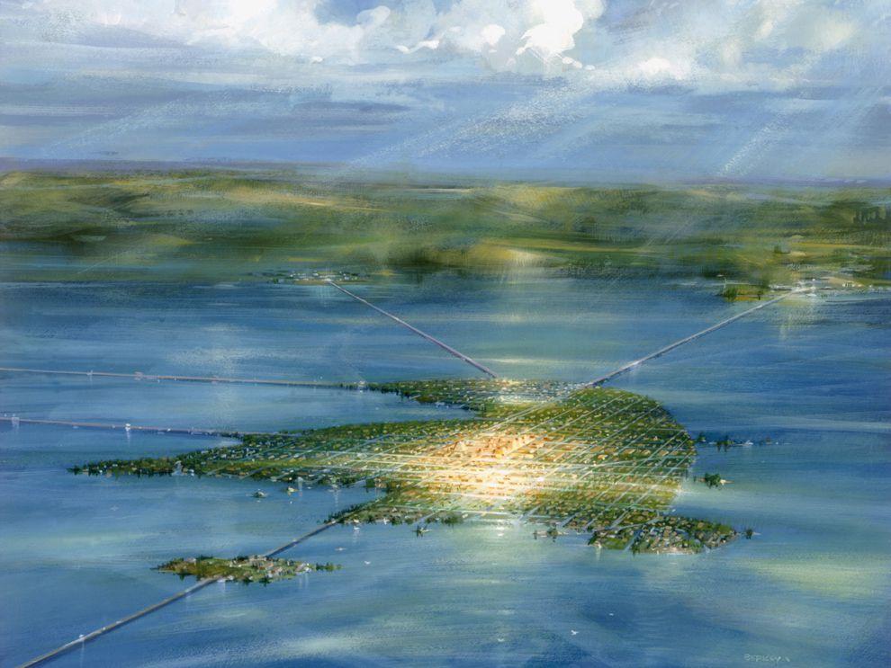 Viajar a Islas: Viajar a Tenochtitlan