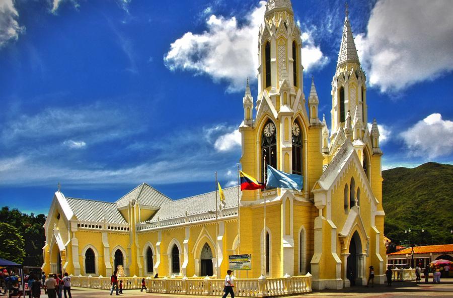 Basilica Nuestra Señora del Valle Isla Margarita