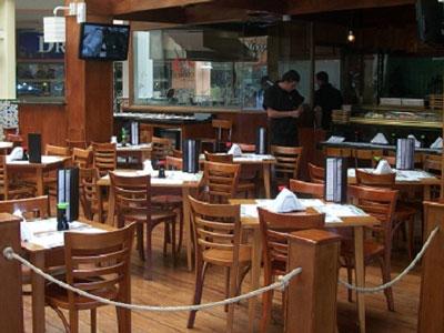 Bushido Deli & Sushi Bar en Isla Margarita