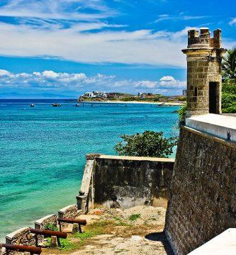 Castillo San Carlos Borromeo Pampatar Isla Margarita