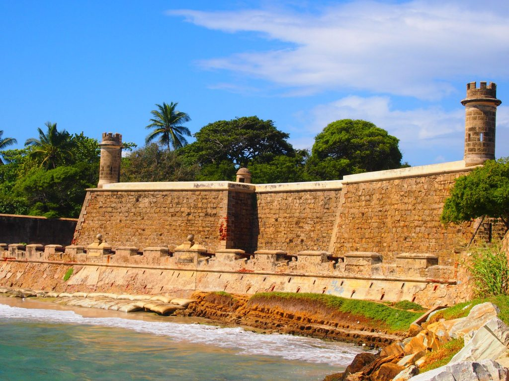 Castillo de San Carlos Borromeo Pampatar Isla Margarita