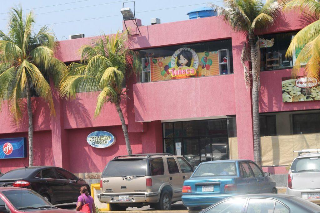 Centro Comercial Boulevard en Isla Margarita