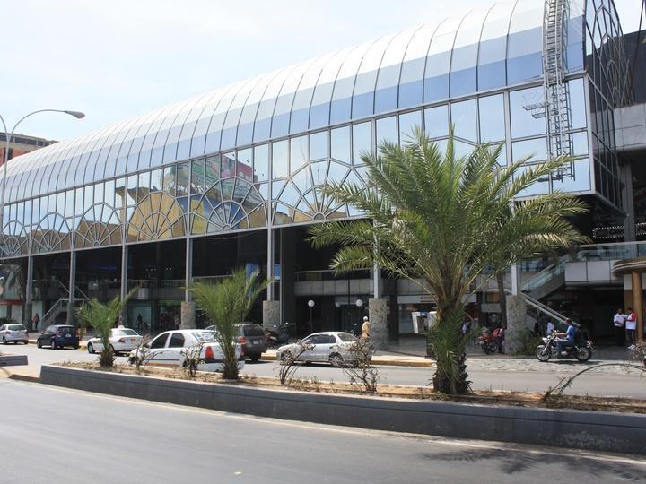 Centro Comercial Galerias Fente en Isla Margarita