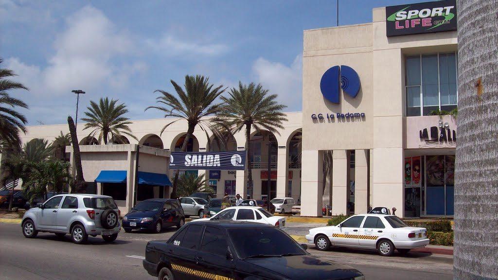 Centro Comercial La Redoma en Isla Margarita