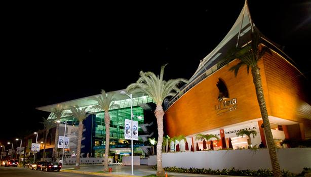 Centro Comercial La Vela en Isla Margarita