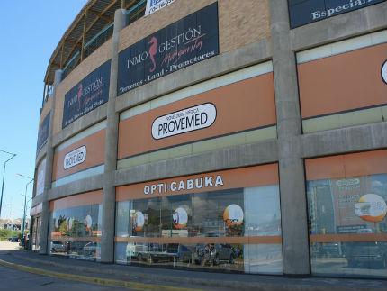 Centro Comercial Provemed en Isla Margarita