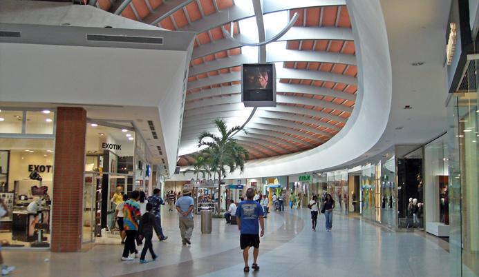 Centro Comercial Sambil Margarita en Isla Margarita