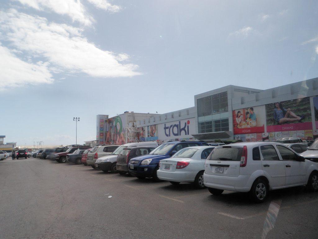 Centro Comercial Traki en Isla Margarita