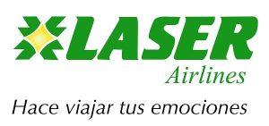 Como llegar en avion a Isla Margarita Laser Airlines