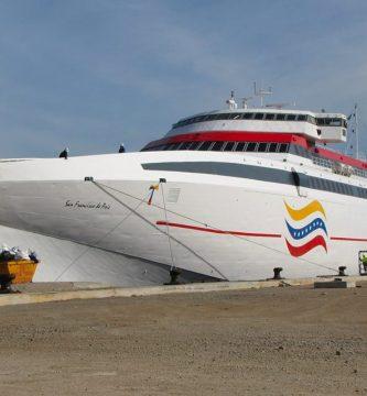 Como llegar en barco a Isla Margarita