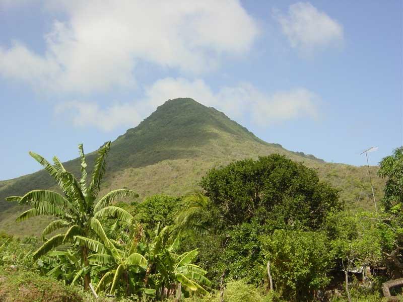 Donde se encuentra el Cerro Copey en Isla Margarita