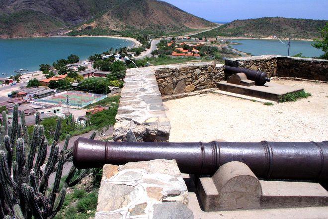 Fortín La Galera en Isla Margarita
