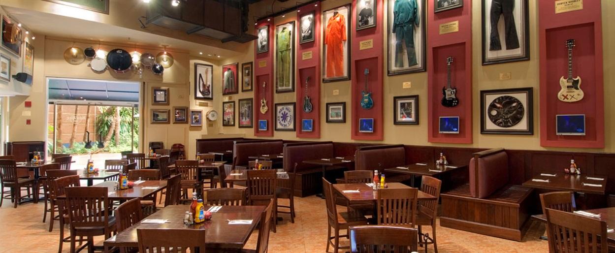 Hard Rock Cafe en Isla Margarita
