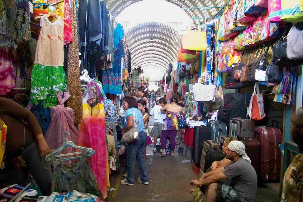 Mercado de Conejeros Isla Margarita