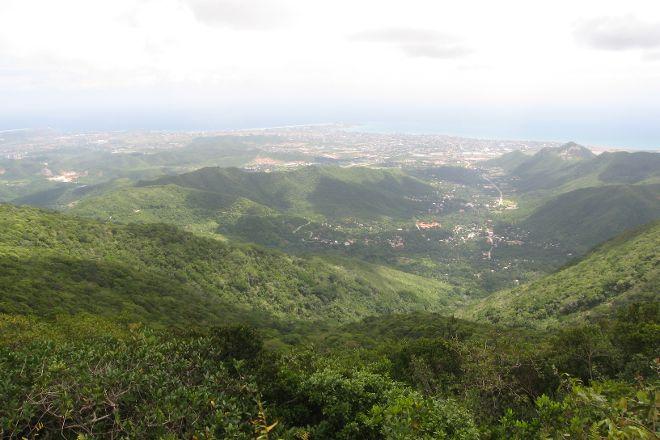 Parque Nacional Cerro El Copey en Isla Margarita