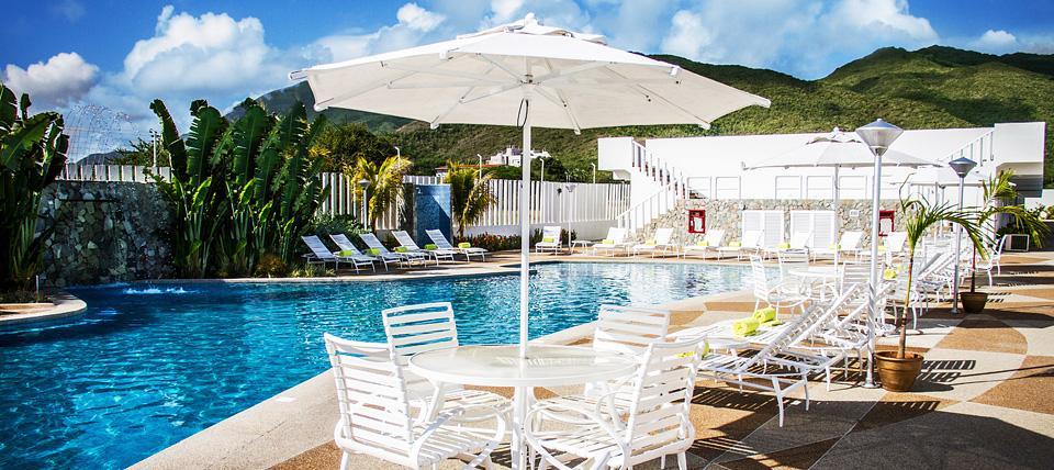 Piscina Agua Dorada Beach Hotel by Lidotel Isla Margarita
