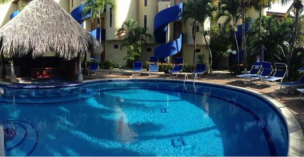 Piscina Hotel Golden Paradise Isla Margarita