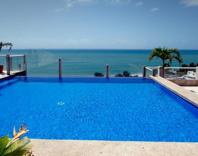 Piscina Hotel Yaque Club Isla Margarita